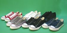 New Men's Canvas Sneakers Classic Lace Up Fashion Casual Shoes Colors,Size: