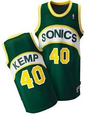 A46586 CANOTTA NBA SEATTLE 40 KEMP CANOTTA BASKET