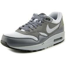 Nike Air Max 1 Essential   Round Toe Suede  Running Shoe