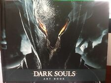 Rare Dark Souls Collectors Art Book and Behind Scenes DVD -