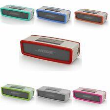 Silicone Soft Protective Carry Case Bag Fo BOSE SoundLink Mini Bluetooth Speaker