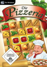 Die Pizzeria (PC, 2009, DVD-Box)