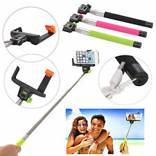 Wireless Bluetooth Monopiede Asta Per Selfie Treppiedi iPhone, Samsung, LG, HTC