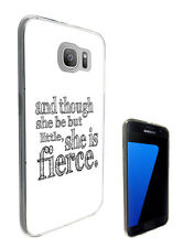 2647 Shakespeare Quote Case Cover For Samsung Galaxy J3 J5 A3 A5 S6 S7 Edge
