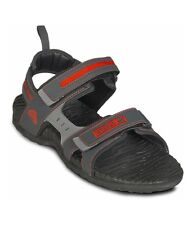 Nike Brand Mens Grey Red Wilderness Casual Sports Sandal / Floaters