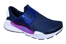 Columbus Brand Mens Billenium Navy Purple Slipons Sports Shoes