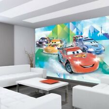 "Vlies Fototapete ""no. 2151"" ! Cartoon Tapete Disney Cars Pixar Cars Kindertapete"