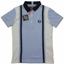 Ladies Trojan Slim Fit Polo Shirt - TR 8141 Sky Blue