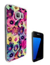2674 Be Always In Bloom Case Cover For Samsung Galaxy J3 J5 A3 A5 S6 S7 Edge