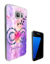 2888 Infinity Galaxy Colour Case Cover For Samsung Galaxy J3 J5 A3 A5 S6 S7 Edge