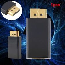 New Display Port DP Male To HDMI Female Adapter Converter Adaptor for HDTV YB