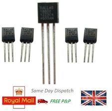 1 & 5pz DS18B20 Digitale Sensore Temperatura Chip Dallas TO92 Termometro Termico