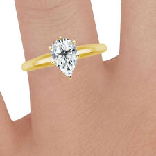 Silver Dew 925 Sterling Silver Solitaire Ring For Ladies For Engagement To Gift