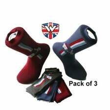 Warrior Retro Lambretta Vintage Socksteady Socks pack of 3 & 2 Pairs Mod Scooter