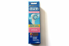 Oral B By Braun Sensitive Clean Toothbrush Heads - Choose Amount - 100% GENUINE