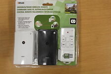 NEW 59750 WOODS WIRELESS INDOOR/OUTDOOR CHRISTMAS LIGHT REMOTE  NEW