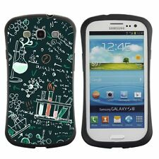 Anti-Drop Shockproof Heavy Duty Case For Samsung laboratory chemistry seamless p