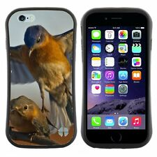 Anti-Drop Shockproof Heavy Duty Case For Apple iPhone Eastern Blue birds attack