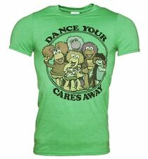 Official Men's Fraggle Rock Dance Your Cares Away T-Shirt