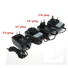DC 5/12V 2A Power Supply Adapter Charger Transformer Plug For Led Strip Light@