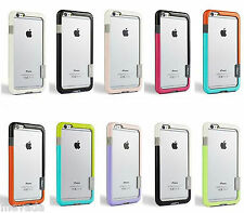 Walnutt Soft TPU Hybrid Bumper Frame Case Cover Protection for iPhone 6/6s 4.7in