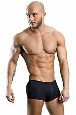 HOM Smart Cotton Rich Comfort Trunk Hipster Boxer Men's Underwear Black White