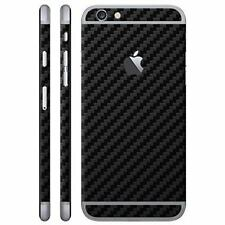 Dbrand Apple iphone 6s ( 4.7 ) split black carbon black matte white skin