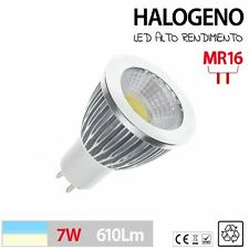 Lampara Halogeno LED MR16 bombilla lampara de led 3W 5W 7W clavia MR 16