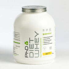 PhD Nutrition Diet Whey 2kg Slimming Weight Loss Meal Replacement Protein Shake