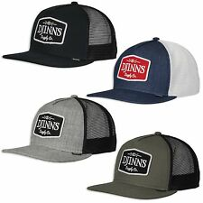 Djinns OTC BASE Beauty CAMIONISTA MAGLIA CAPPELLO Denim Baseball berretto da