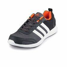 Adidas Brand Mens Astrolite Grey White Running Sports Shoes
