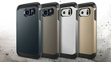 Hybrid Armor Protective Slim Rugged Back Case for Samsung Galaxy Note 4