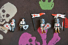 Playmobil 4670 SPECIAL KING'S KNIGHT / TEMPLE CRUSADER / Medieval Castle figure