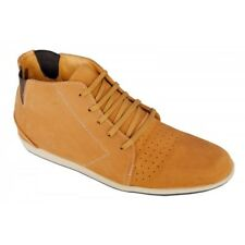 MARDI GRAS BRAND ORIGINAL MENS LACE CAMEL CASUAL SHOES 7673