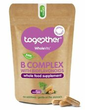 Together wholevits - Vitamina B Complejo Con bioflavoides 30 cápsulas