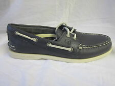 MENS SPERRY TOP SIDER SHOES NAVY'