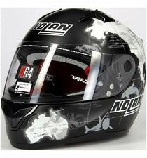 Casco Nolan N64 Gemini Replica Checa Nero