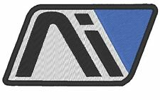 ES0008 GAME - COSPLAY  MORALE PATCH MASS EFFECT ANDROMEDA  AI LOGO EMBROIDERED