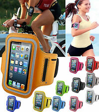Sport Corsa Jogging Fascia Da Braccio Custodia Cover per Apple iPhone 4/4s