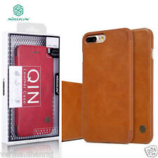 "* ORIGINAL NILLKIN QIN LEATHER * Flip Cover Case For Apple iPhone 7 PLUS (5.5"")"