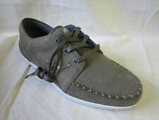"""HOMMES BOXFRESH GRIS/ CHAUSSURES BLANCHES """"QUILLE 5.1cm"""