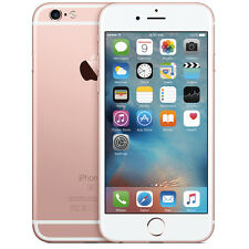 Apple iPhone 6S Rose Gold 5s Factory Unlocked 4G Smartphone