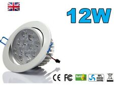 12W LED Down light Ceiling Recessed Lamp Spotlight in Warm / Cool White kitchen