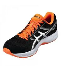 Asics Gel-Contend 3 - Black/silver/hot orange- Men's running