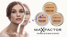 Max Factor Miracle Touch Liquid Illusion Foundation ~~Please Choose Shade