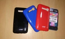 Heykart Silicon Cover Case Pouch For Karbonn A5 Star Turbo