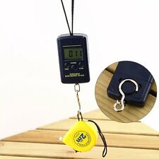 Pocket Digital Scale Electronic Hanging Luggage Balance Weight BY