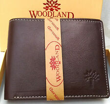 Super High Quality Genuine Leather Wallet Purse for Men Gents with 6 Card Slots