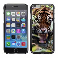 Hard Phone Case Cover Skin For Apple iPhone Tiger Animal Pattern