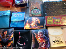 Ultra Pro DECK BOXEN Ordner Yu-Gi-Oh Magic Pokemon Wow Monster Max Farben Muster